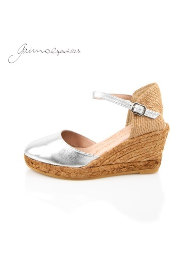 Gaimo Ayakkabı Gümüş